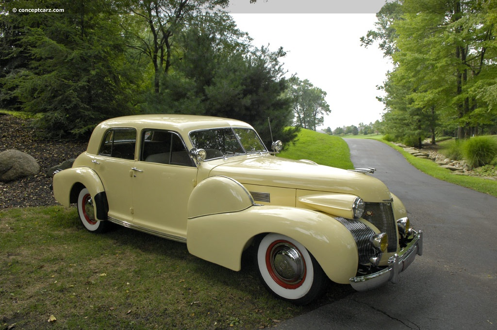 1939 Cadillac Series 75 - conceptcarz.com