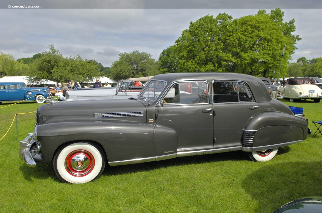 1941 Cadillac Series 60 Special Pictures History Value