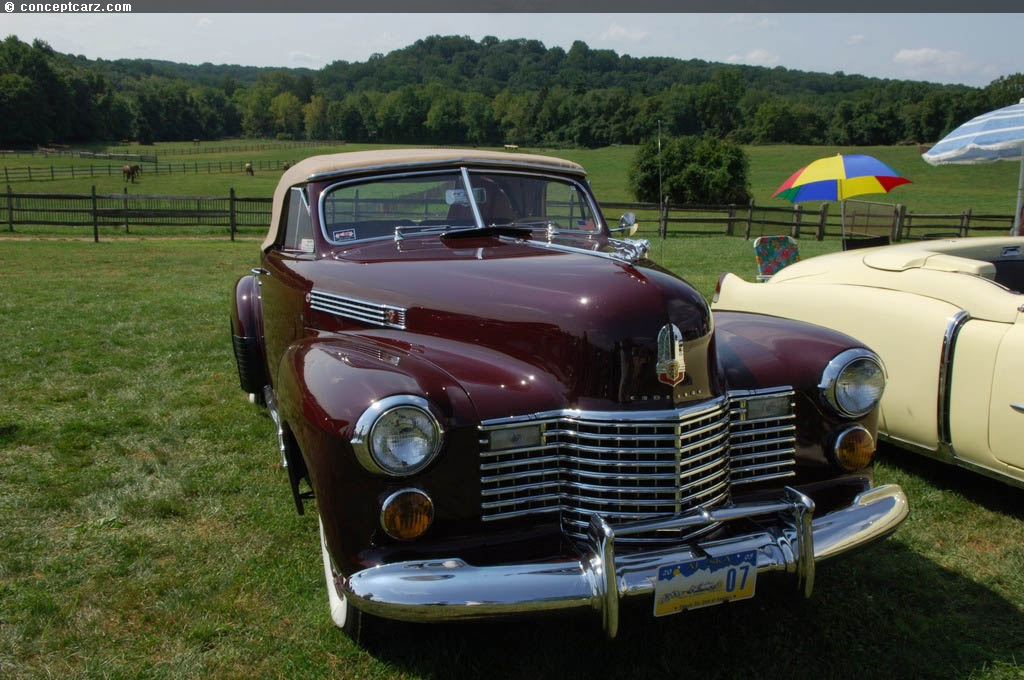 1941 Cadillac Series 62 Deluxe 8 41 62 Sixty Two