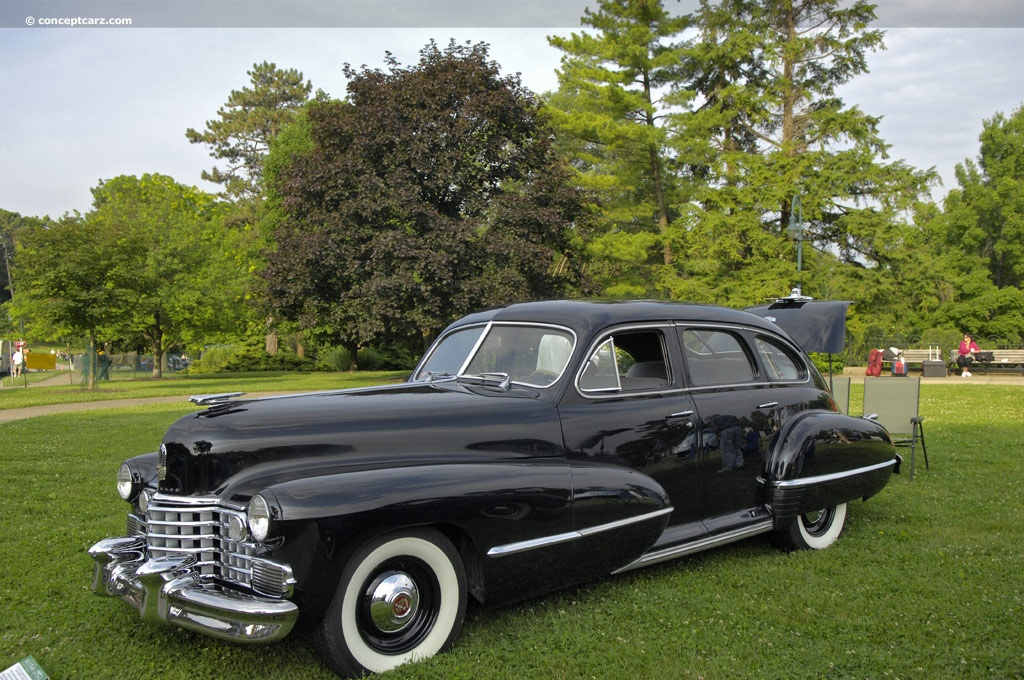 1942 Cadillac Series 61 Pictures History Value Research