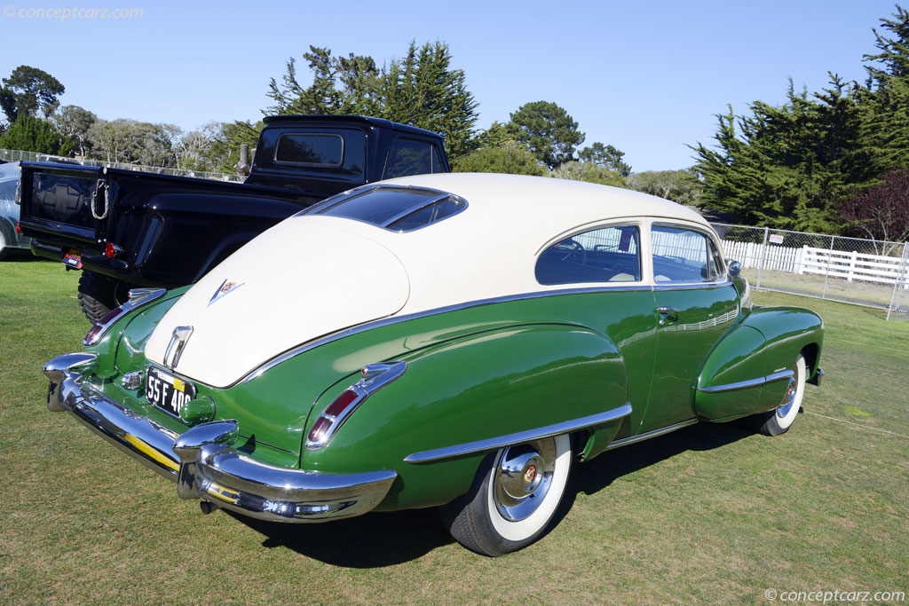 Auction results and data for 1946 Cadillac Series 62 ...