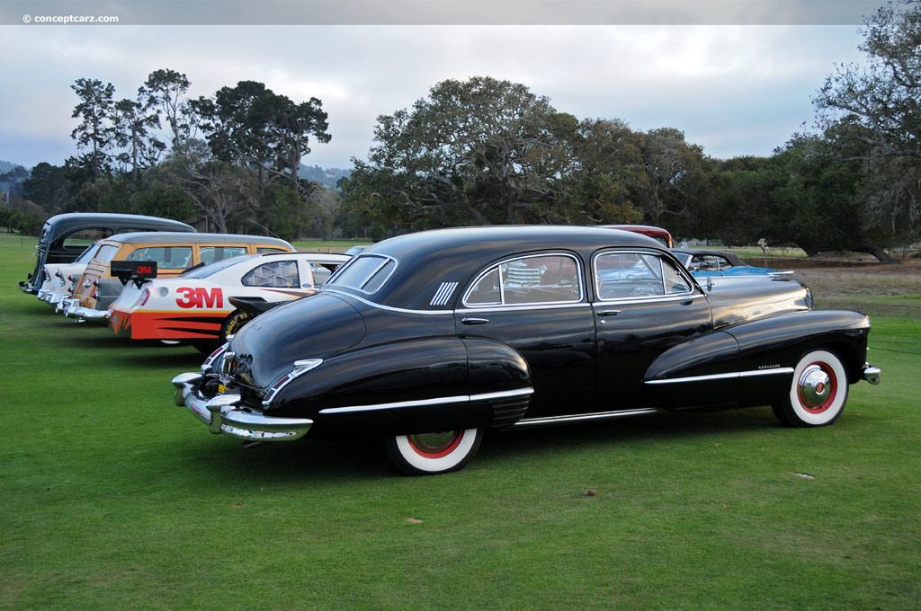 Auction Results And Data For 1946 Cadillac Series 60