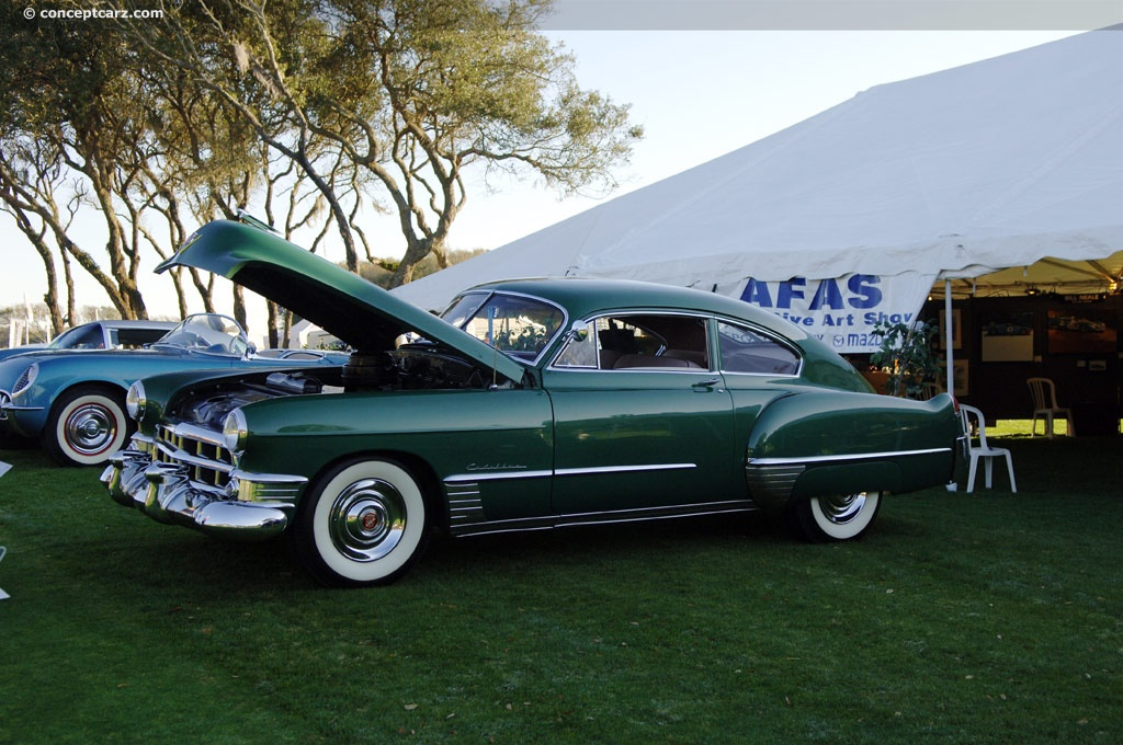 1949 Cadillac Series 62 Sixty Two Conceptcarz