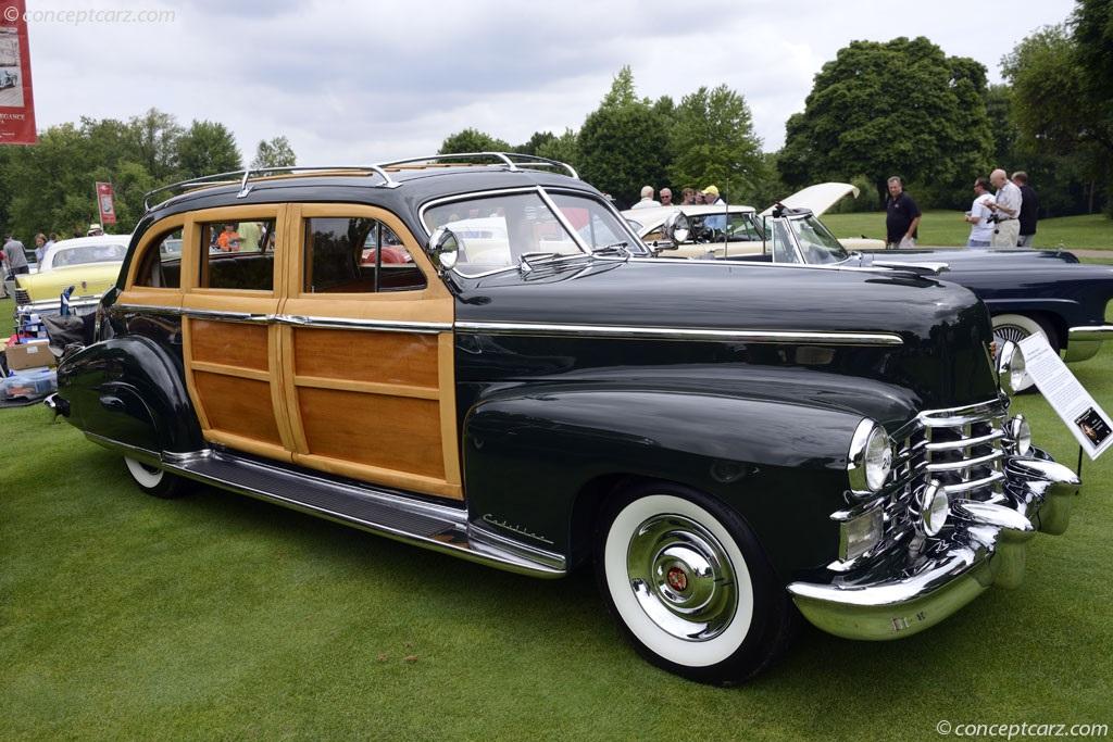 1949 Cadillac Series 75 Conceptcarz Com
