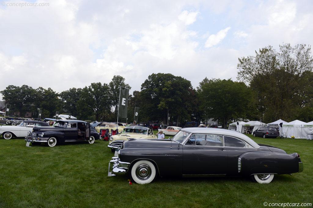 1949 Cadillac Coupe De Ville Prototype at the The Concours d