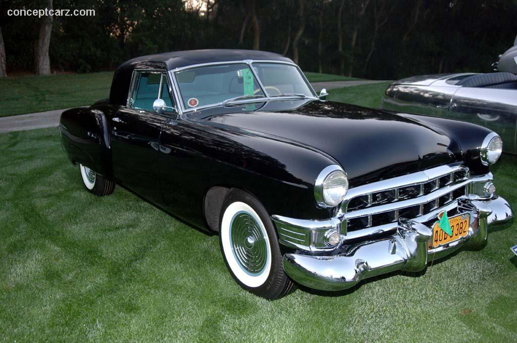 1949 Cadillac Series 62 Coachcraft Coupe Image