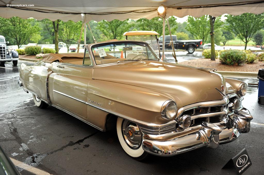 1950 Cadillac Series 62 Coupe Deville Conceptcarz