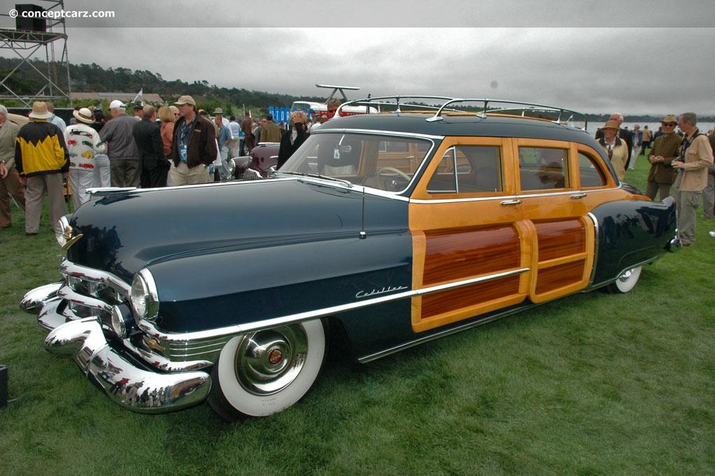 1951 Cadillac Series 75 Conceptcarz Com