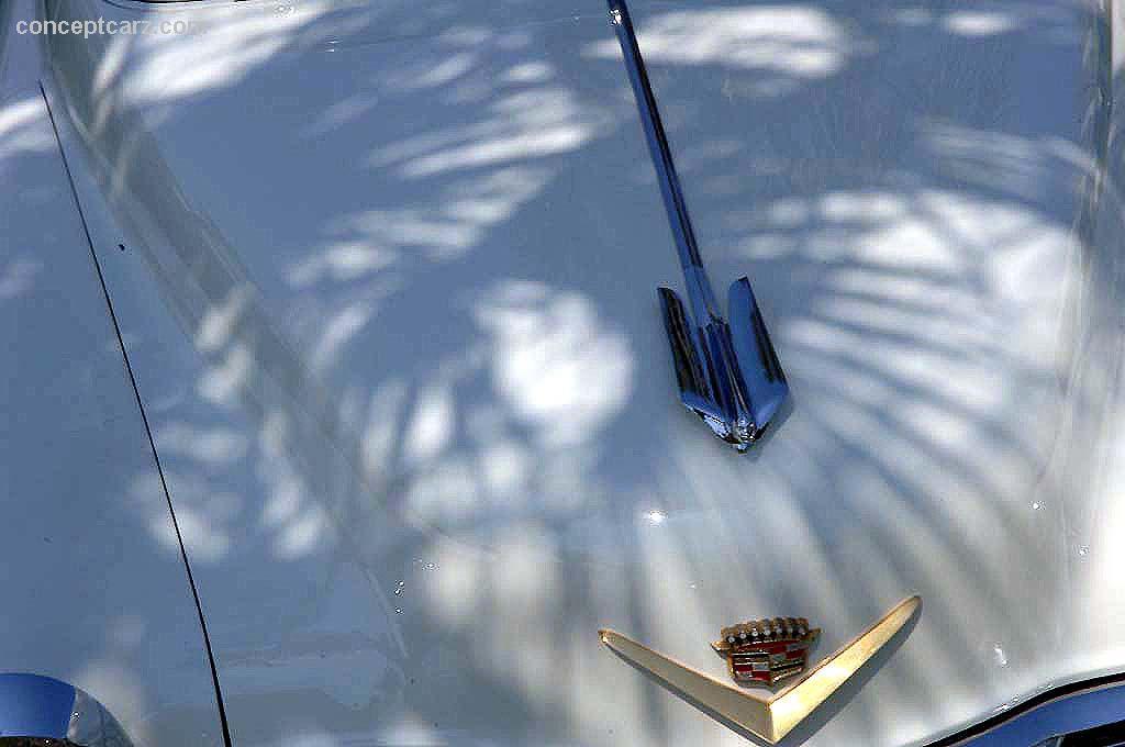 1953 Cadillac Series 62 by Ghia thumbnail image