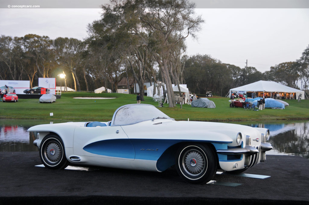 Image result for Lasalle II concept car
