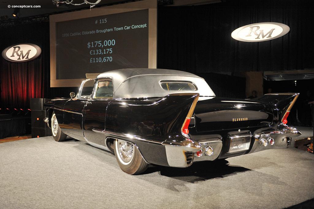 Worksheet. 1956 Cadillac Eldorado Brougham Concept  conceptcarzcom