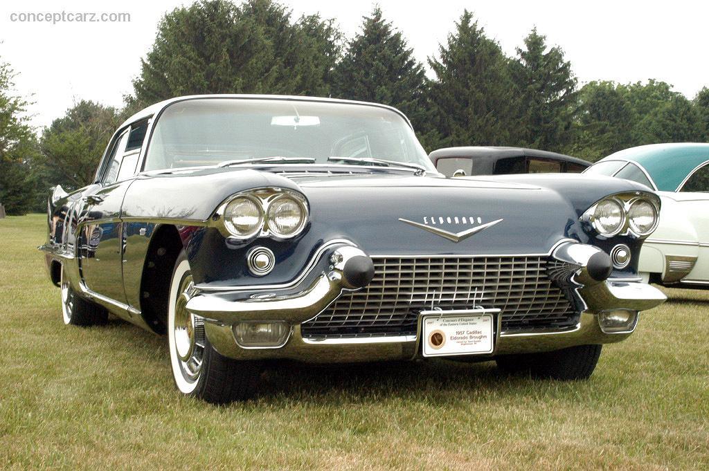 1957 Cadillac Series 70 Eldorado Brougham Image