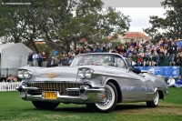 1958 Cadillac Series 62 image.