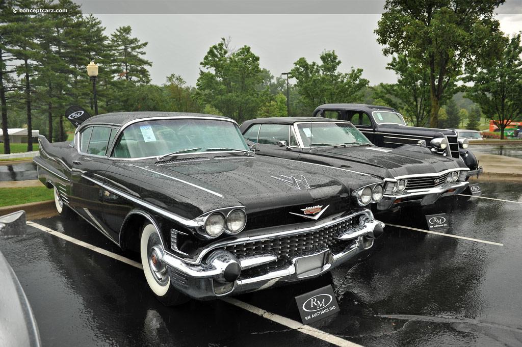 1958 Cadillac Series 62 Conceptcarz Com