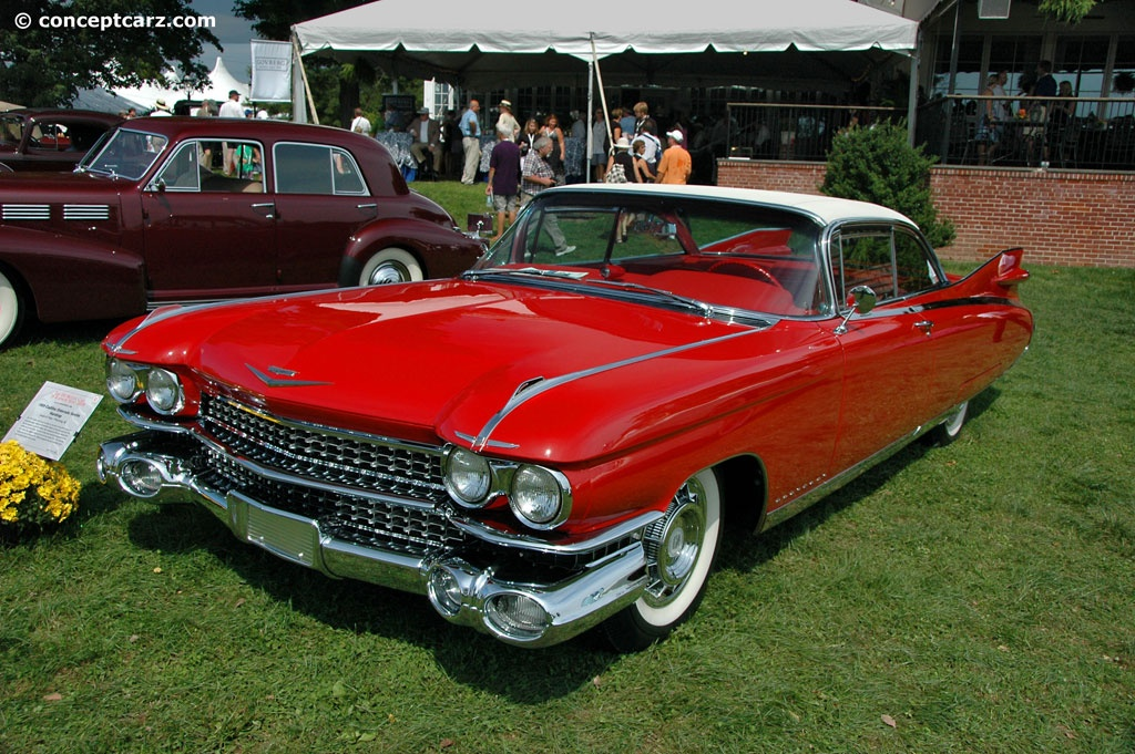 Auction results and data for 1959 Cadillac Eldorado Seville