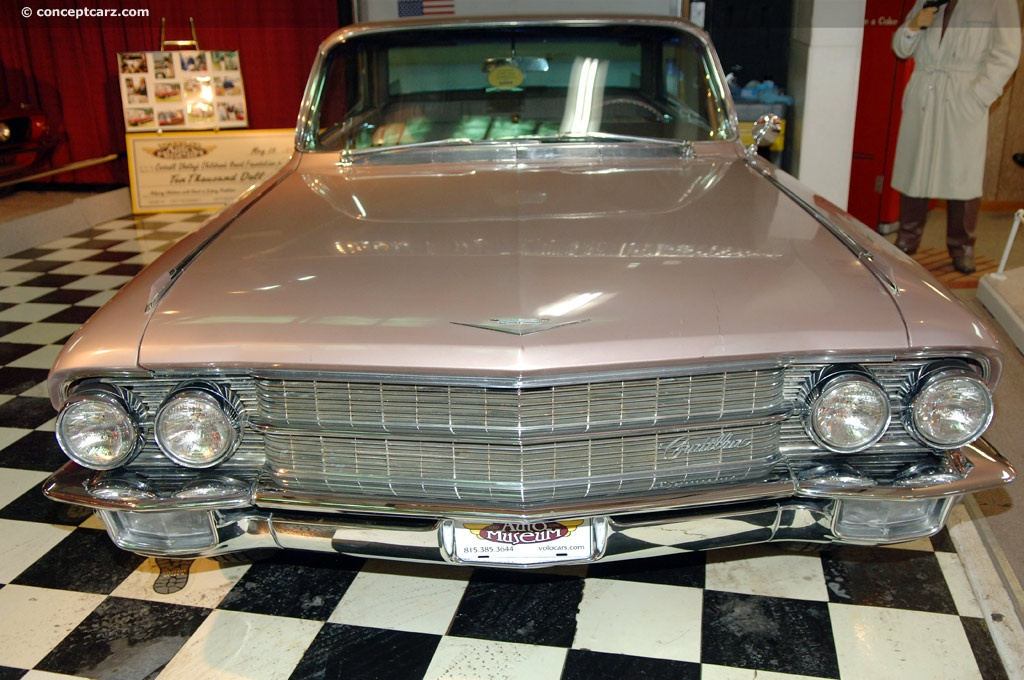 Auction Results And Data For 1962 Cadillac Deville