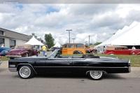 Cadillac DeVille Convertible Coupe