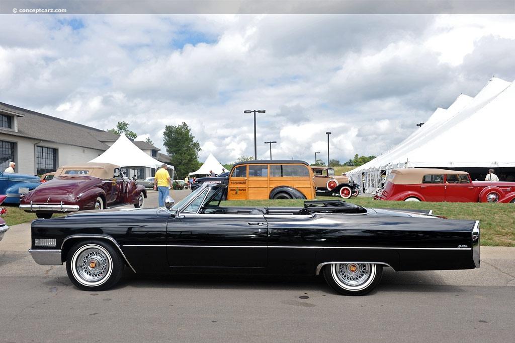 1966 Cadillac DeVille (Coupe DeVille) | Conceptcarz.com