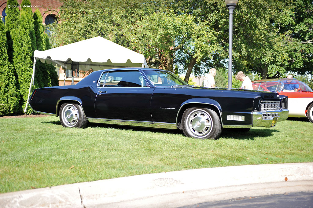 auction results and data for 1967 cadillac eldorado. Black Bedroom Furniture Sets. Home Design Ideas