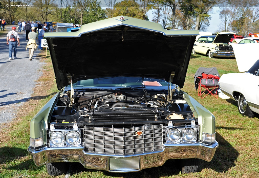 1969 cadillac deville technical specifications and data. Black Bedroom Furniture Sets. Home Design Ideas