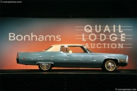1970 Cadillac DeVille Series image.