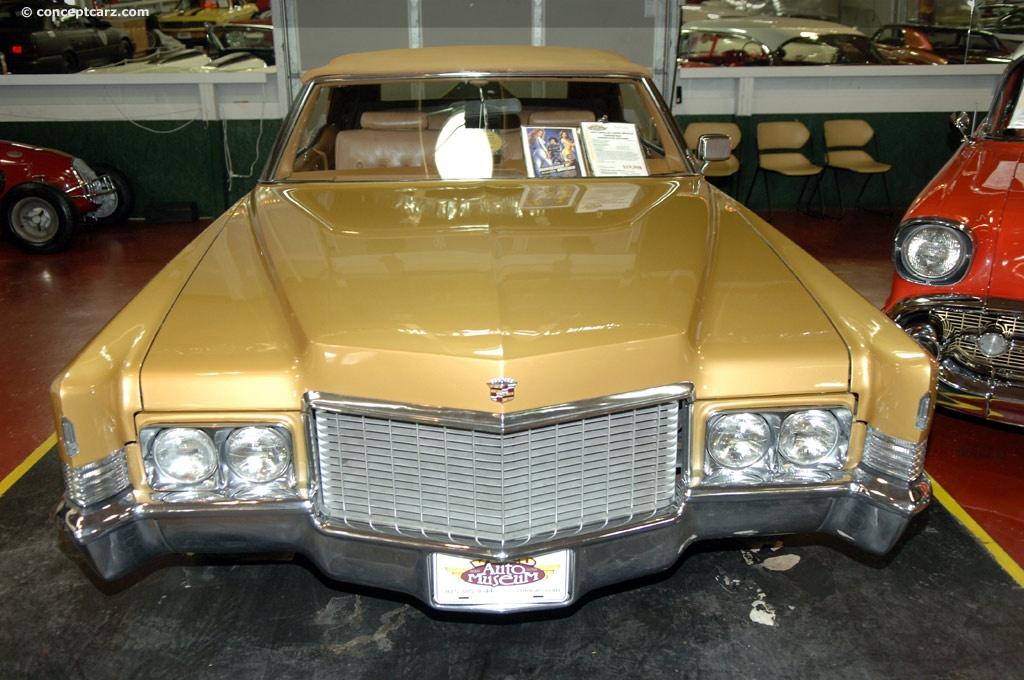 1970 Cadillac DeVille Series (Coupe DeVille) - Conceptcarz