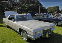 1971 Cadillac Coupe DeVille image.