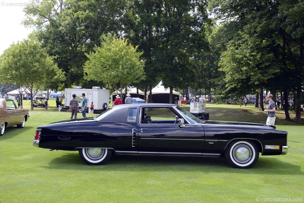 1971 Cadillac Fleetwood Eldorado Image