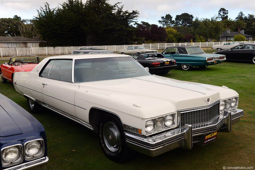Cadillac Coupe Deville Dv Mm on 1973 Cadillac Fleetwood Engine