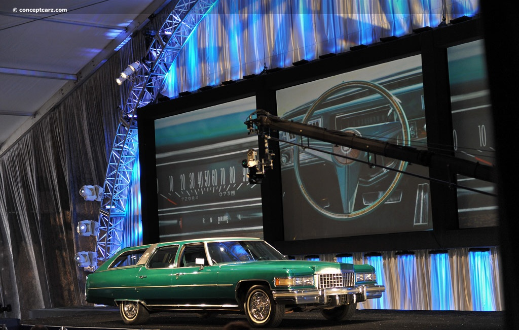 Auction results and data for 1976 Cadillac Fleetwood Sixty ...