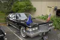 1976 Cadillac Fleetwood Sixty Special Brougham image.