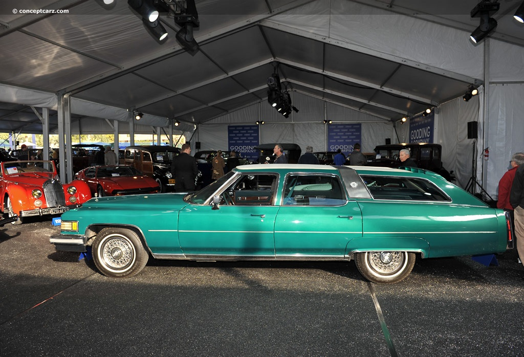 1976 Cadillac Fleetwood Sixty Castilian Images. Wallpaper Photo ...