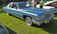 1976 Cadillac DeVille image.