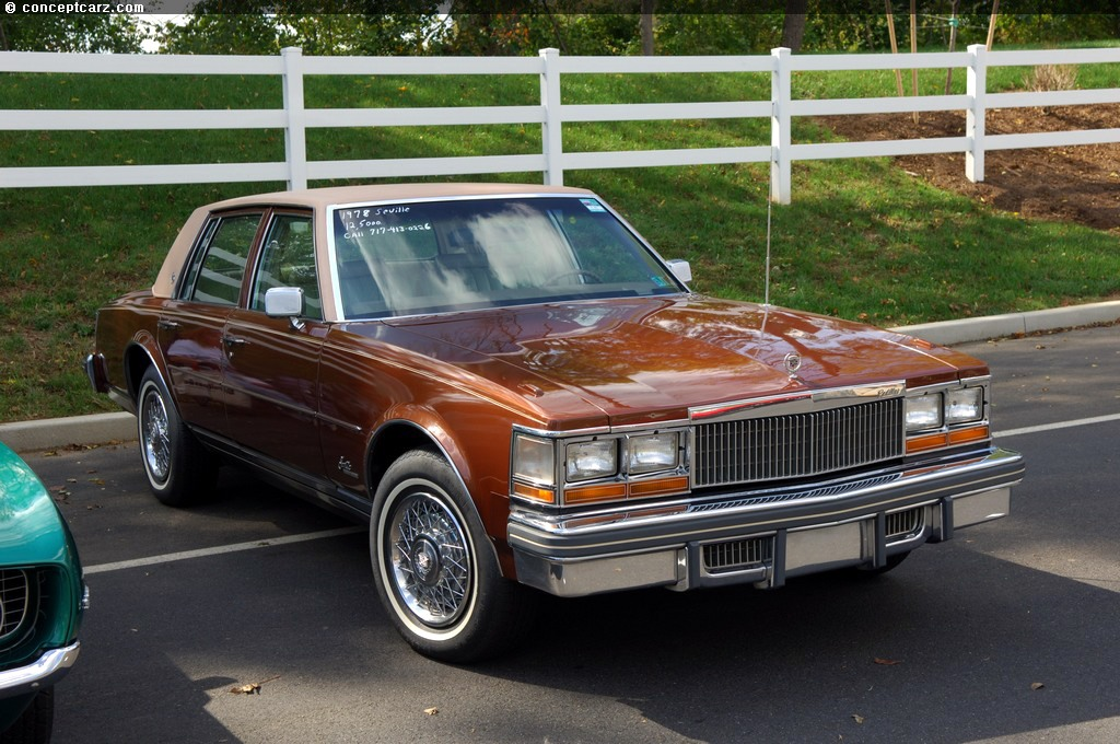 1978 Cadillac Seville Pictures History Value Research