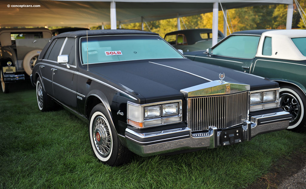 Cadillac Seville Dv Gg