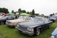 1983 Cadillac DeVille image.