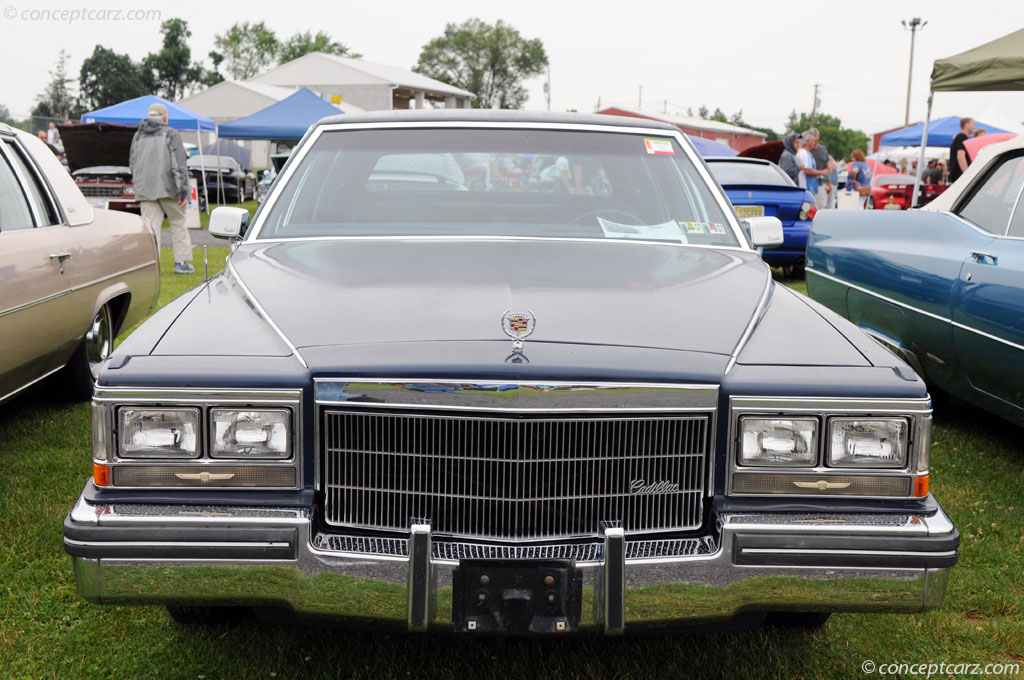 auction results and data for 1983 cadillac deville. Black Bedroom Furniture Sets. Home Design Ideas