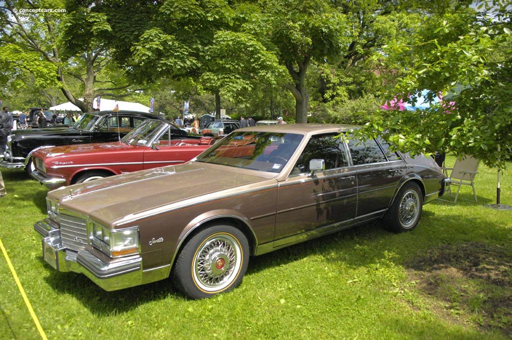 Cadillac Seville Dv Gc