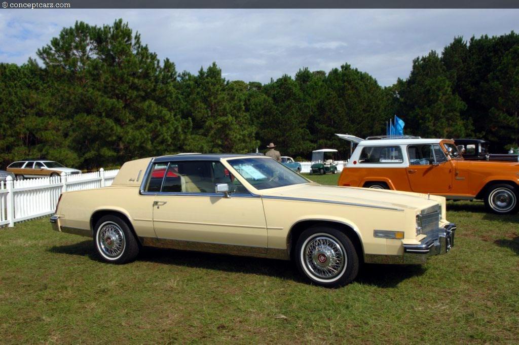 1985 Eldorado Biarritz >> 1985 Cadillac Eldorado Pictures, History, Value, Research, News - conceptcarz.com