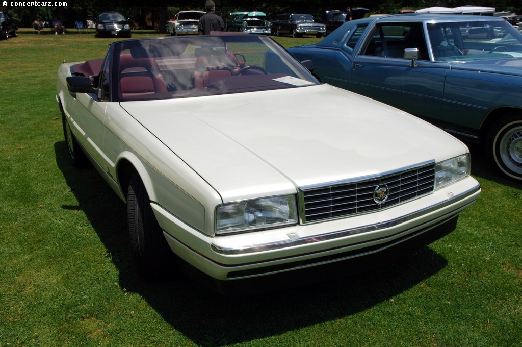 Cadillac Allante Dv Pcs on 1989 Dodge Dakota Convertible Value