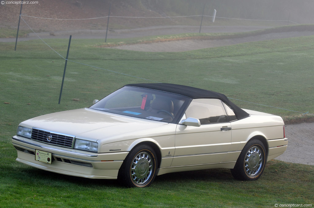 1987 cadillac allante specs submited images
