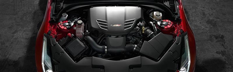 2017 Cadillac ATS-V Image