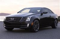 2016 Cadillac ATS Black Chrome Package image.