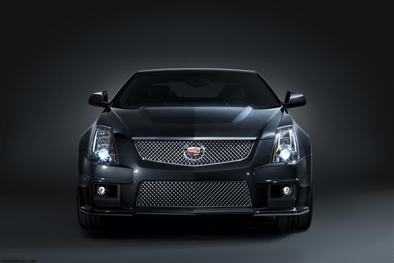 2011 Cadillac CTS-V Black Diamond Edition Image