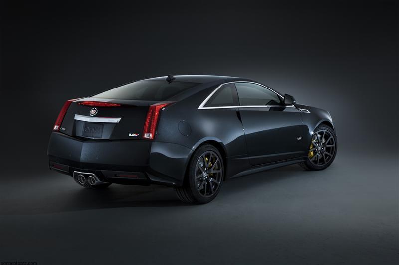 2011 Cadillac CTS-V Black Diamond Edition Image