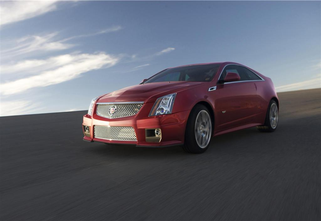 auction results and data for 2012 cadillac cts v coupe. Black Bedroom Furniture Sets. Home Design Ideas