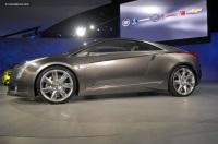 2009 Cadillac Converj Concept image.