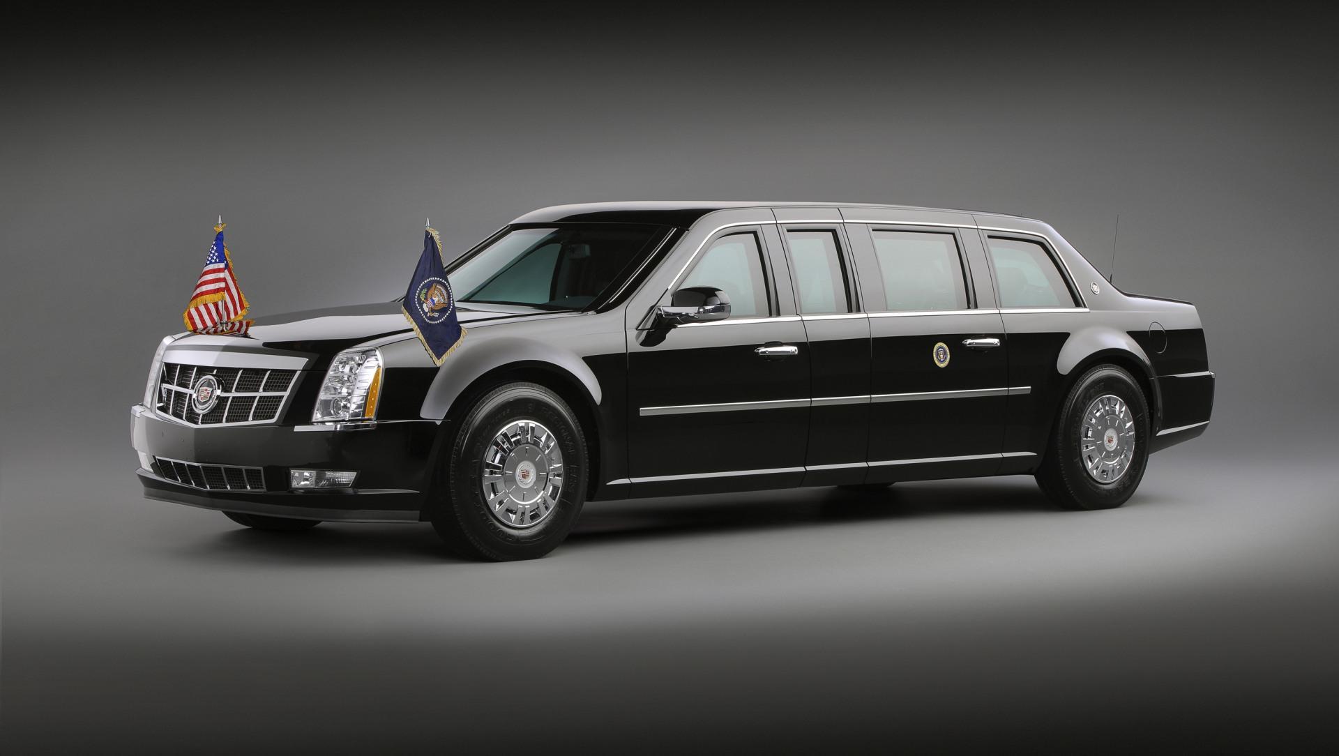 2009 cadillac presidential limousine. Black Bedroom Furniture Sets. Home Design Ideas