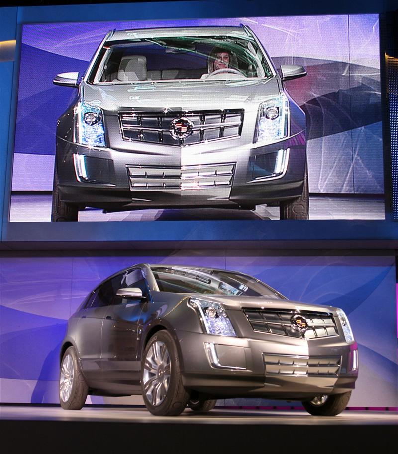 2008 Cadillac Provoq Concept Image
