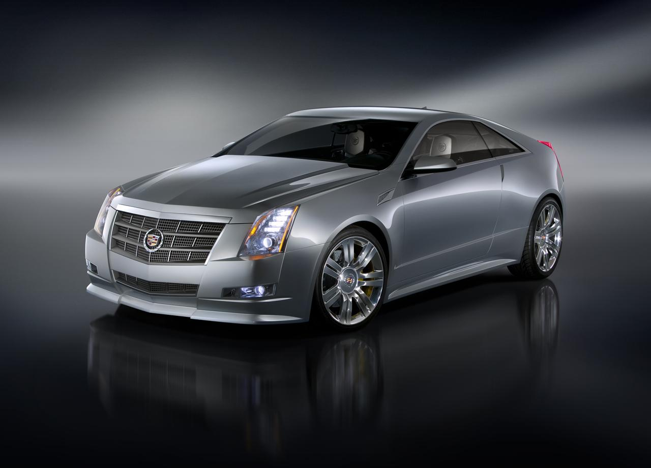 2009 cadillac ct coupe concept pictures news research pricing. Black Bedroom Furniture Sets. Home Design Ideas
